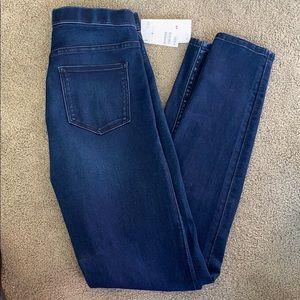 H&M super stretch skinny jeans leggings 8